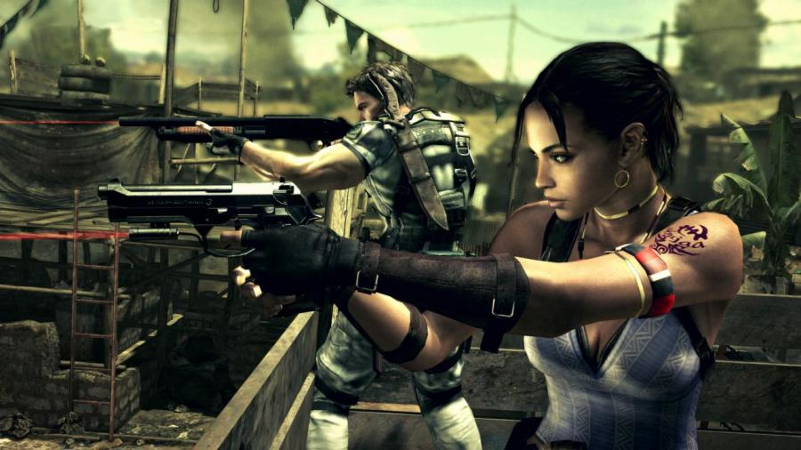 Resident Evil 5 - Gold Edition Screenshot 7