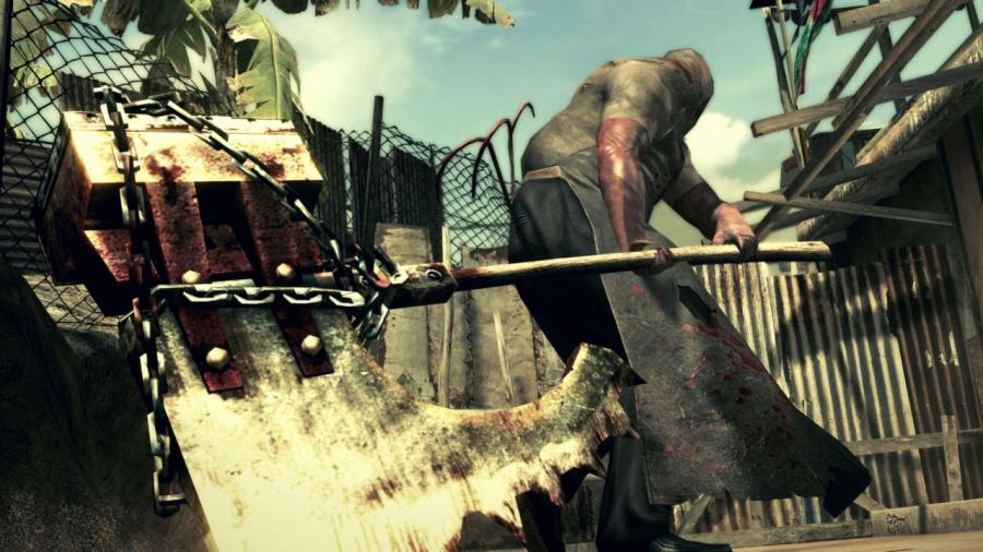 Resident Evil 5 - Gold Edition Screenshot 8