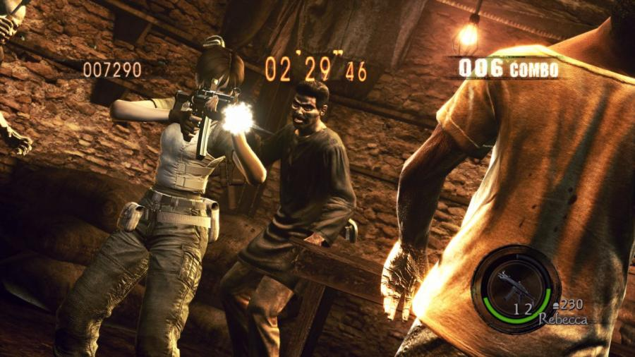 Resident Evil 5 - Gold Edition Screenshot 4