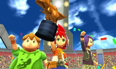 Fossil Fighters Frontier - 3DS Screenshot 5
