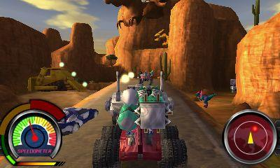 Fossil Fighters Frontier - 3DS Screenshot 3