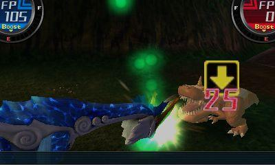 Fossil Fighters Frontier - 3DS Screenshot 7