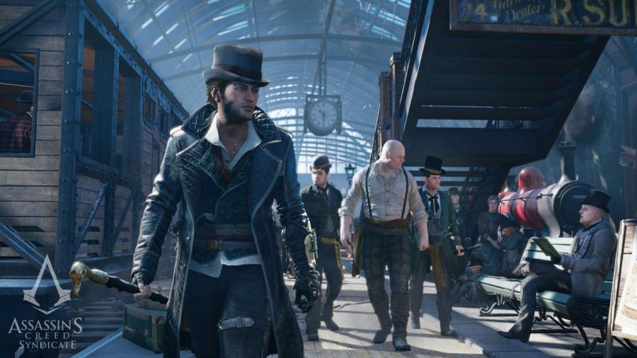 Assassin's Creed Syndicate Screenshot 2