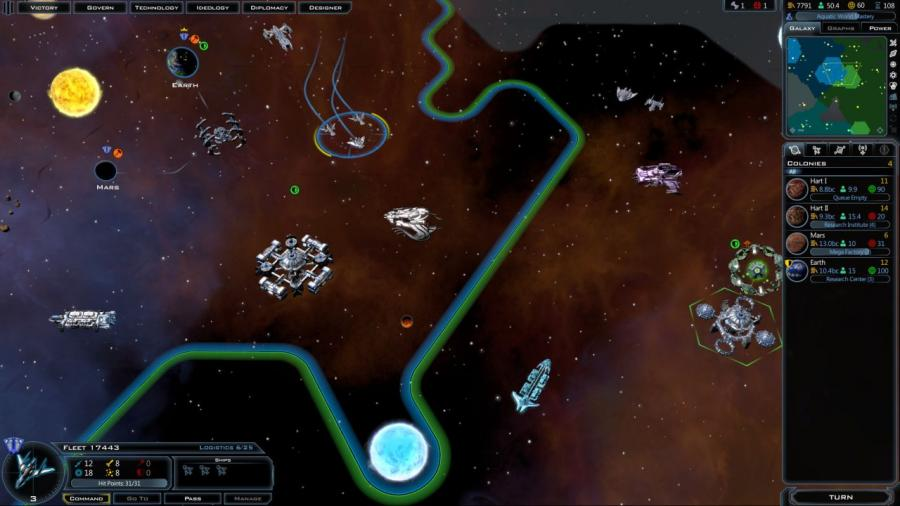 Galactic Civilizations III Screenshot 7