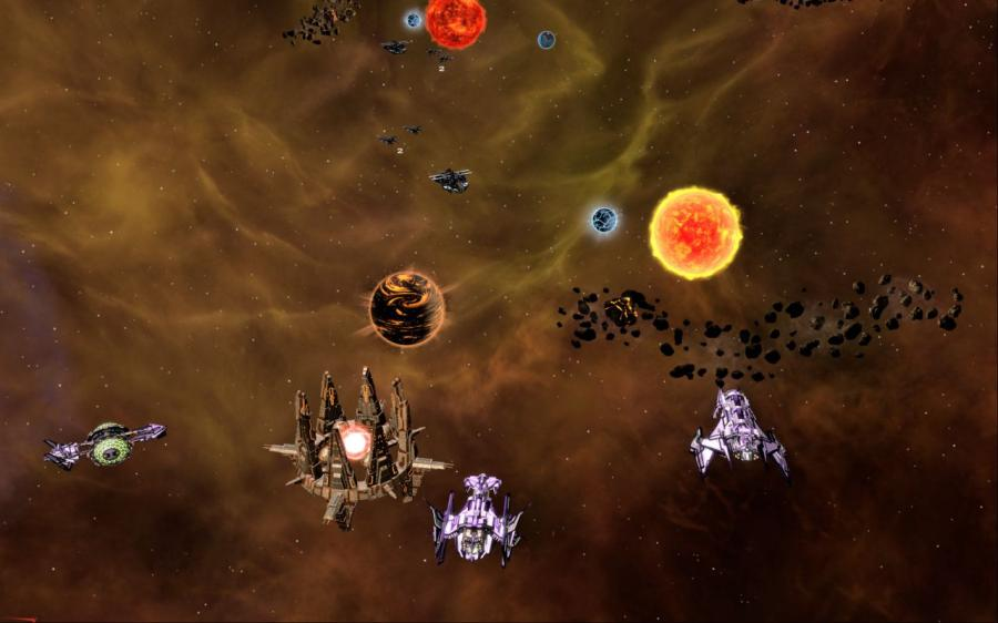 Galactic Civilizations III Screenshot 9