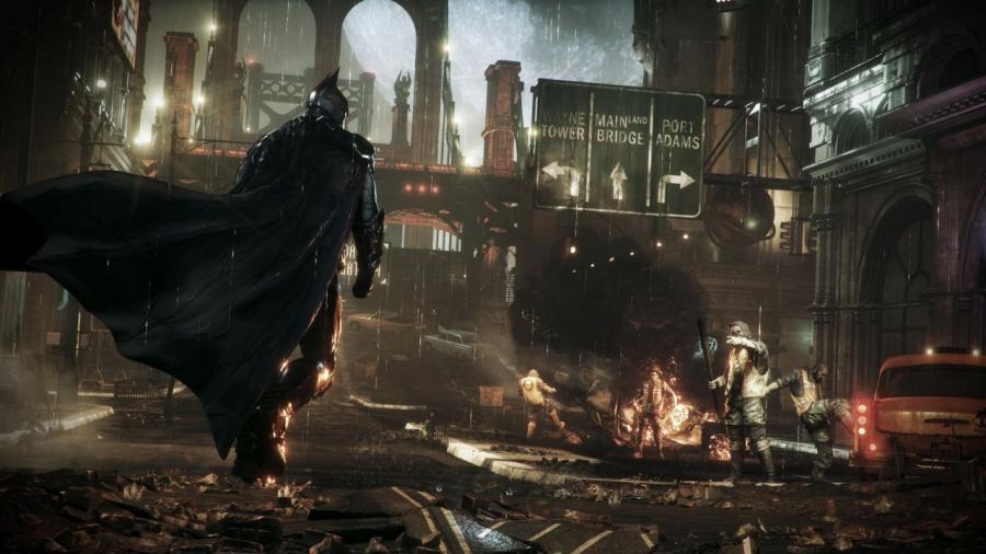 Batman Arkham Knight - Season Pass Screenshot 4