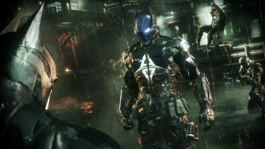 Batman Arkham Knight - Season Pass Screenshot 6
