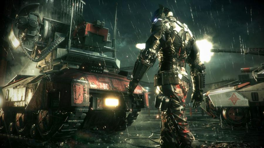Batman Arkham Knight - Season Pass Screenshot 8