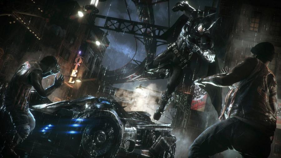 Batman Arkham Knight - Season Pass Screenshot 2