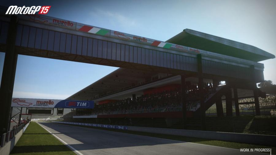 MotoGP 15 - Moto GP 2015 Key Screenshot 4
