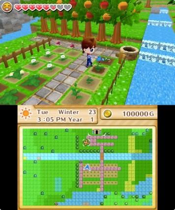 Harvest Moon The Lost Valley [EU] - 3DS Screenshot 2