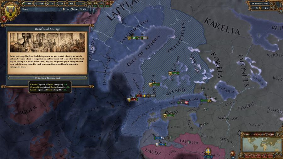 Europa Universalis IV - Common Sense (Addon) Screenshot 7