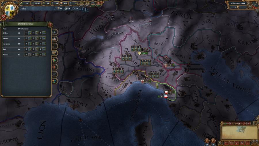 Europa Universalis IV - Common Sense (Addon) Screenshot 3