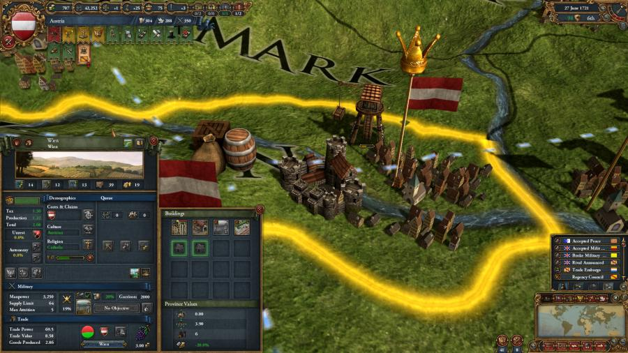 Europa Universalis IV - Common Sense (Addon) Screenshot 4
