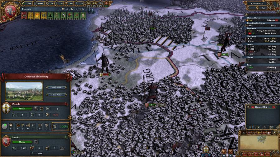 Europa Universalis IV - Common Sense (Addon) Screenshot 9