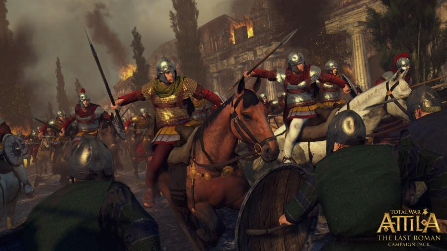 Total War Attila - The Last Roman Campaign Pack (DLC) Screenshot 5