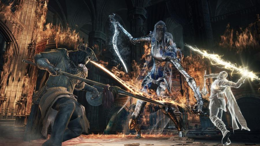 Dark Souls 3 Screenshot 4
