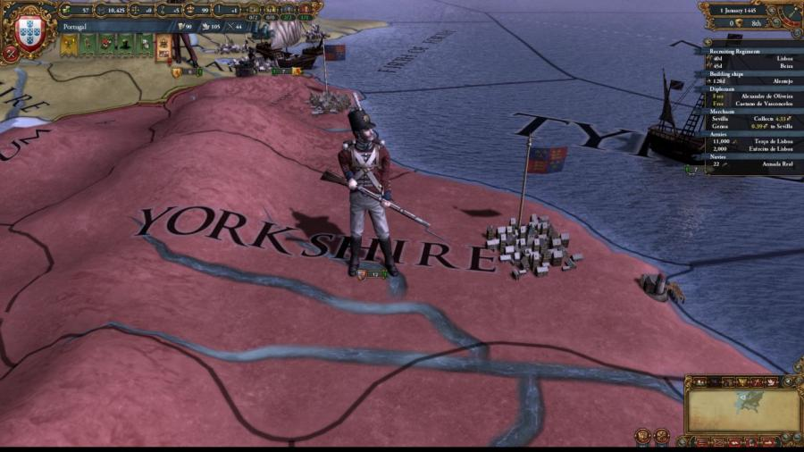 Europa Universalis IV - Common Sense Collection Screenshot 8