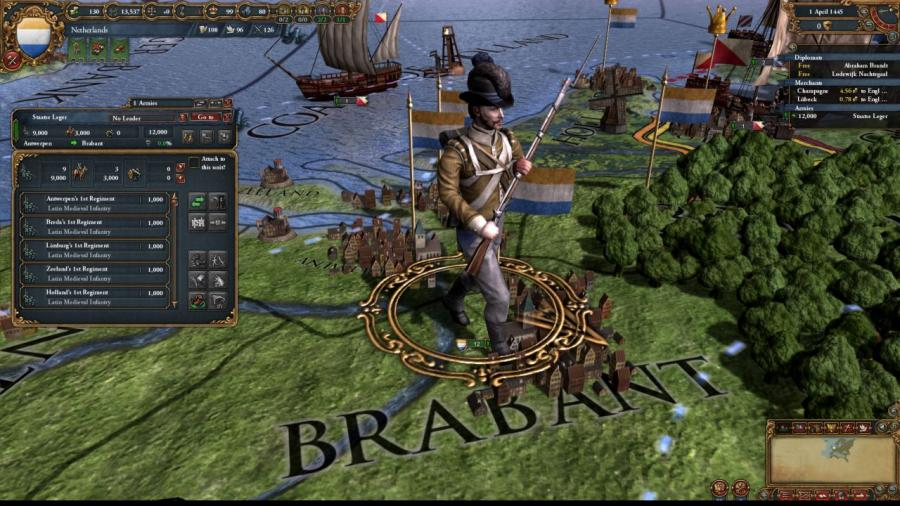 Europa Universalis IV - Common Sense Collection Screenshot 3