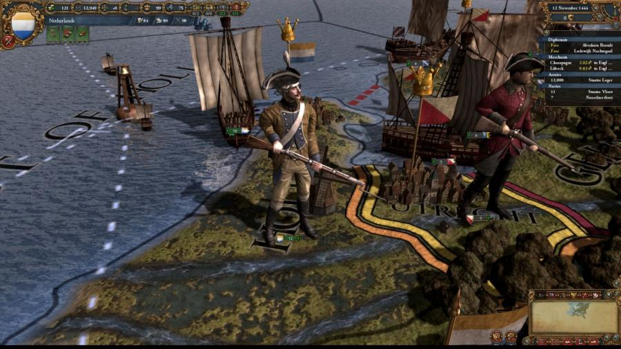 Europa Universalis IV - Common Sense Collection Screenshot 2