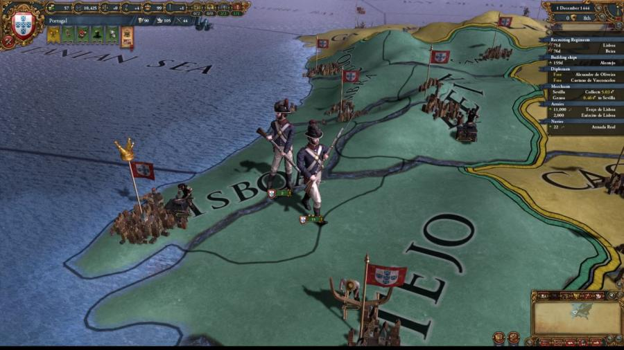 Europa Universalis IV - Common Sense Collection Screenshot 4
