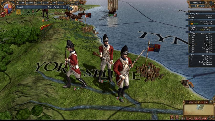 Europa Universalis IV - Common Sense Collection Screenshot 1