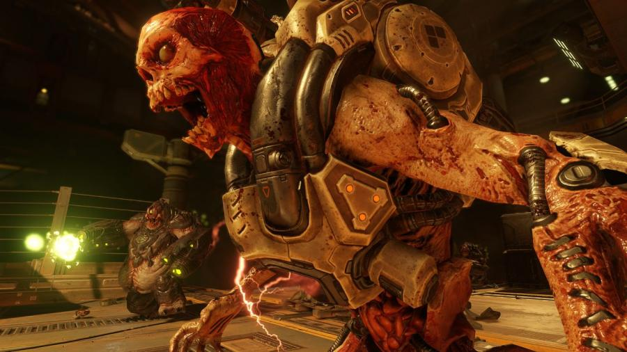 DOOM (Doom 4 Key) Screenshot 9
