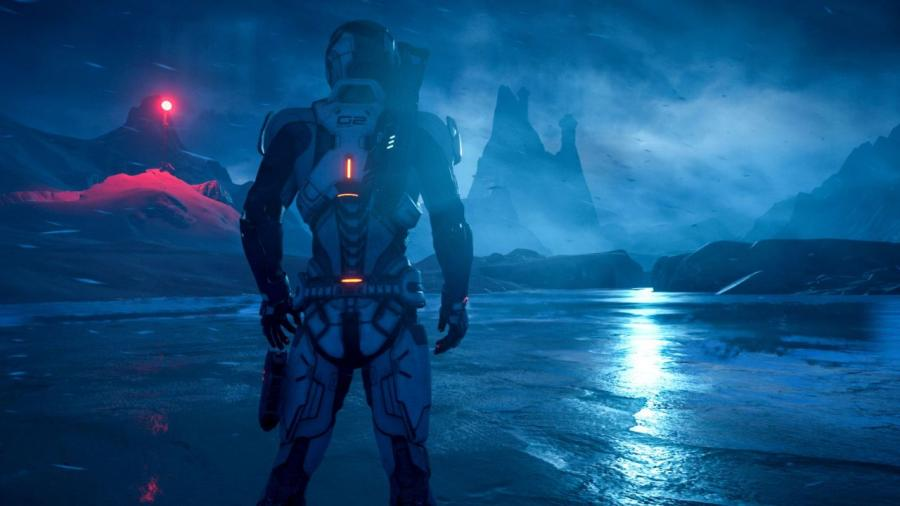 Mass Effect Andromeda Screenshot 3