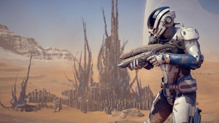 Mass Effect Andromeda Screenshot 1