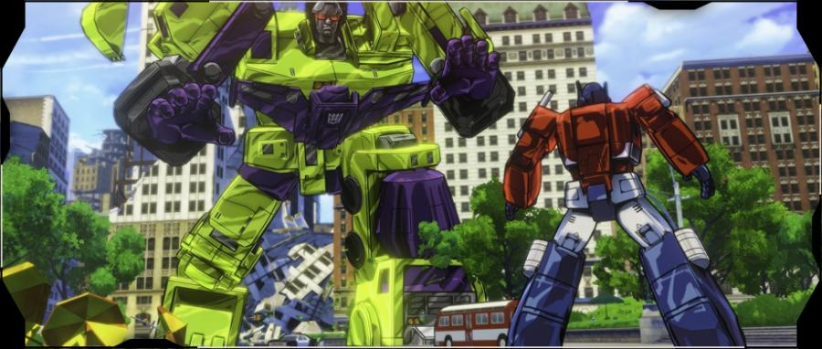 Transformers Devastation Screenshot 2