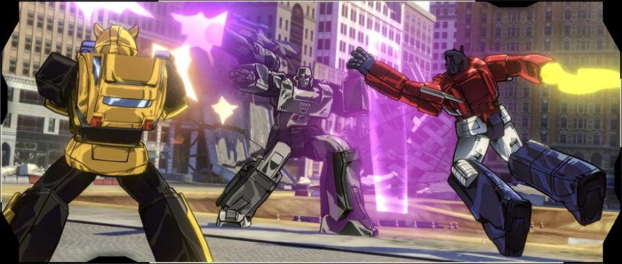 Transformers Devastation Screenshot 4