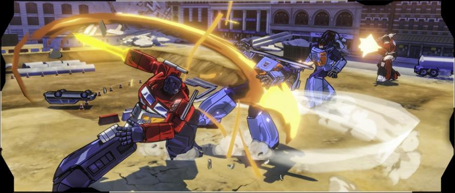Transformers Devastation Screenshot 6