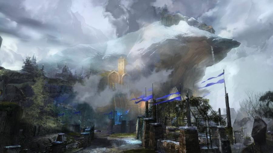 Guild Wars 2 - Heart of Thorns (Addon) Deluxe Edition Screenshot 3