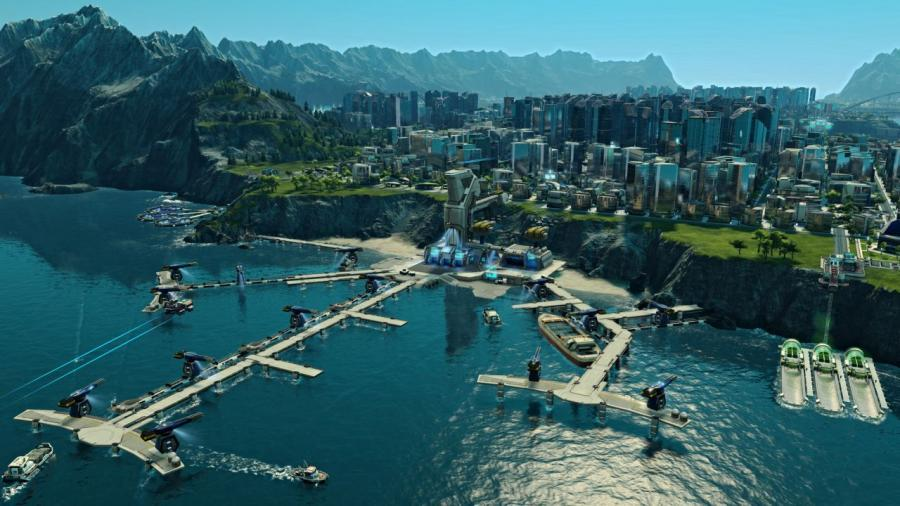 Anno 2205 - Gold Edition Screenshot 3