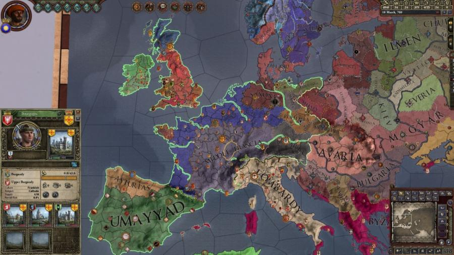Crusader Kings II - Horse Lords (Addon) Screenshot 8