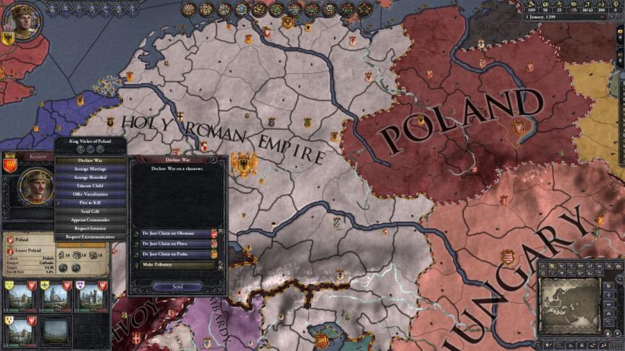 Crusader Kings II - Horse Lords (Addon) Screenshot 9