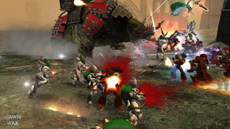 Warhammer Dawn of War - Master Collection Screenshot 2