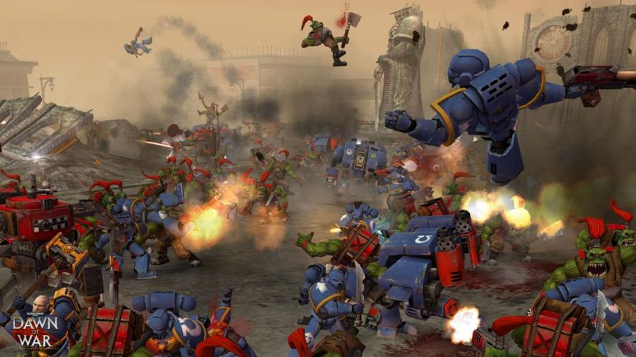 Warhammer Dawn of War - Master Collection Screenshot 1