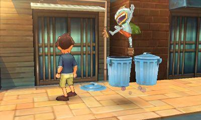 Yo-Kai Watch - 3DS Screenshot 4