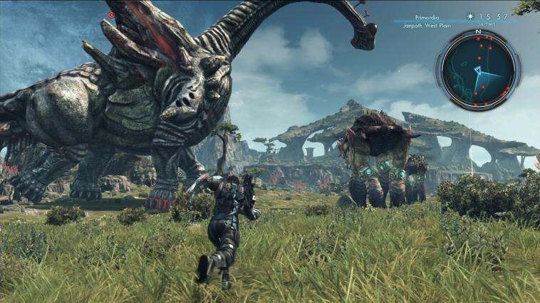 Xenoblade Chronicles X - Wii U Download Code Screenshot 3