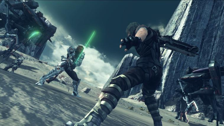 Xenoblade Chronicles X - Wii U Download Code Screenshot 6