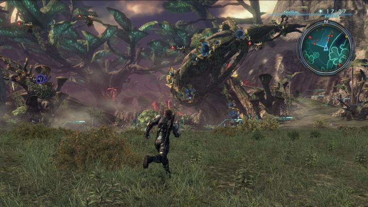 Xenoblade Chronicles X - Wii U Download Code Screenshot 5