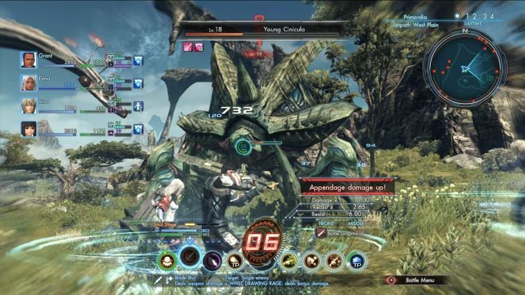 Xenoblade Chronicles X - Wii U Download Code Screenshot 1