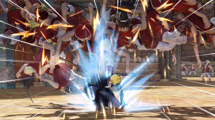 One Piece Pirate Warriors 3 - Gold Edition Screenshot 4