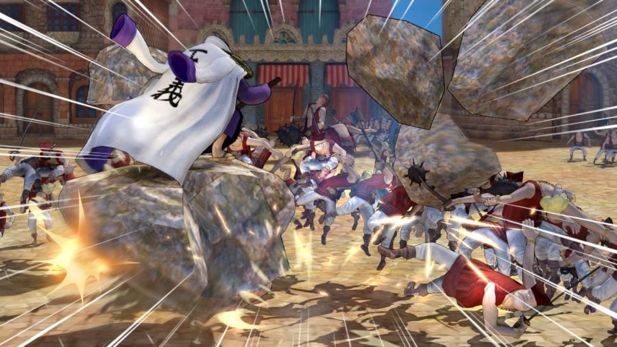 One Piece Pirate Warriors 3 - Gold Edition Screenshot 5
