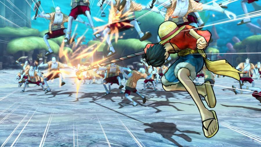 One Piece Pirate Warriors 3 - Gold Edition Screenshot 2