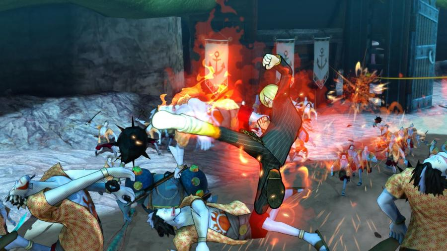 One Piece Pirate Warriors 3 - Gold Edition Screenshot 7