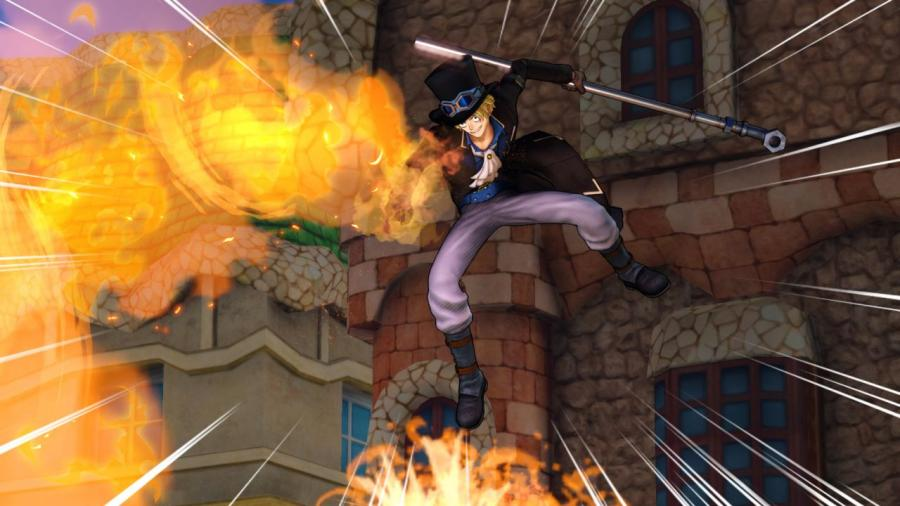 One Piece Pirate Warriors 3 - Gold Edition Screenshot 3