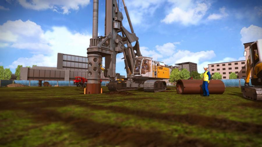 Construction Simulator 2015 - Liebherr LB 28 (DLC 2) Screenshot 4