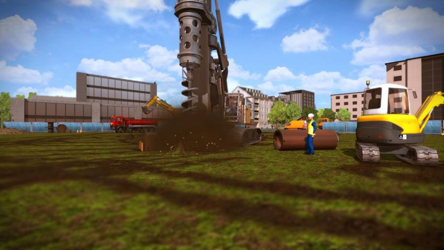 Construction Simulator 2015 - Liebherr LB 28 (DLC 2) Screenshot 6